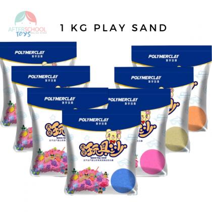 Kinetic Magic Play Sand