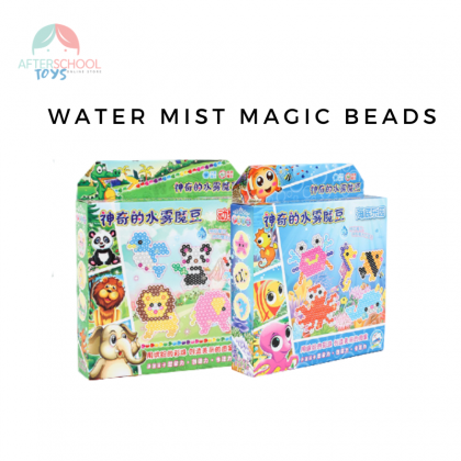 Water Mist Magic Beads