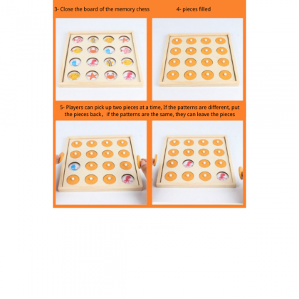 2 in1 Memory & Beads Training