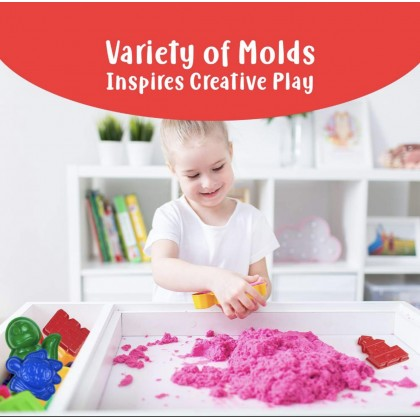 Sand Playing Mould . Inflatable Sand Tray