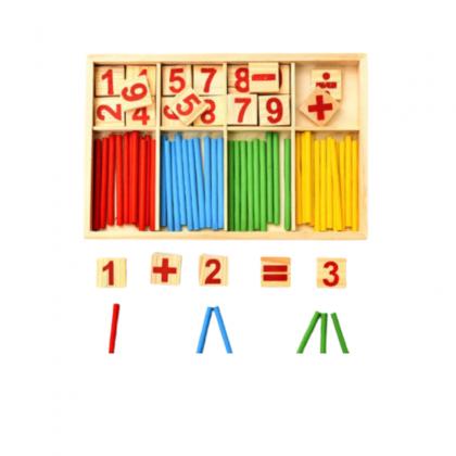Montessori Mathematical Intelligence Stick
